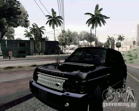 ENB Settings by J228 для GTA San Andreas четвёртый скриншот