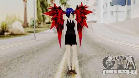 Touka Kirishima (Tokyo Ghoul) v2 для GTA San Andreas второй скриншот