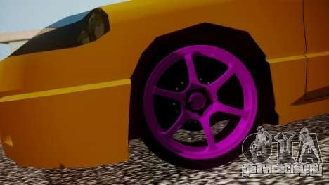 Alpha Drift для GTA San Andreas вид справа