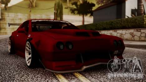 Buffalo R3 (Highly Tuned) для GTA San Andreas