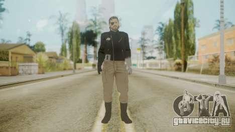 Venom Snake [Jacket] Rocket Arm для GTA San Andreas второй скриншот
