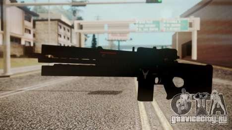 VXA-RG105 Railgun Shark для GTA San Andreas второй скриншот