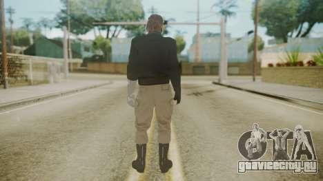 Venom Snake [Jacket] Rocket Arm для GTA San Andreas третий скриншот