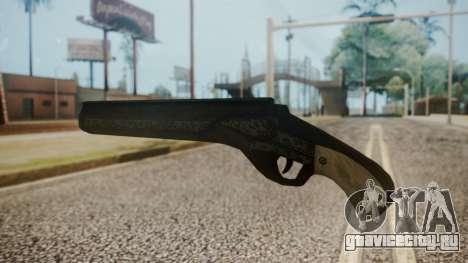 Revenant (Dantes Shotgun) from DMC для GTA San Andreas второй скриншот