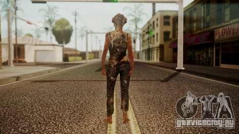 Clicker - The Last Of Us для GTA San Andreas третий скриншот