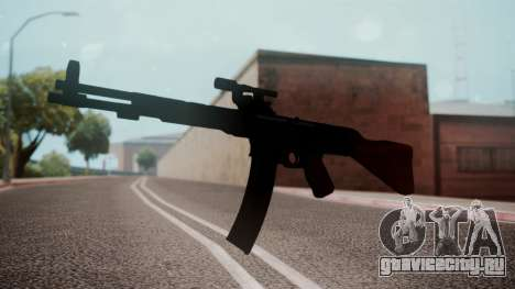 MK-42 Red Orchestra 2 Heroes of Stalingrad для GTA San Andreas второй скриншот