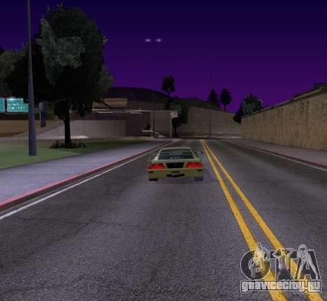 Need for Speed Cam Shake для GTA San Andreas