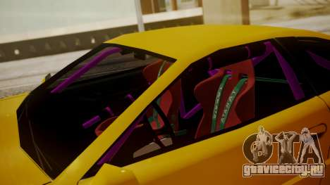 Alpha Drift для GTA San Andreas вид сзади