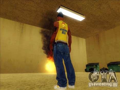 New Og Loc [Cluckin Bell] для GTA San Andreas второй скриншот