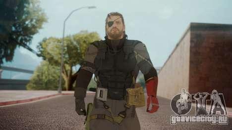 New Venom Snake для GTA San Andreas
