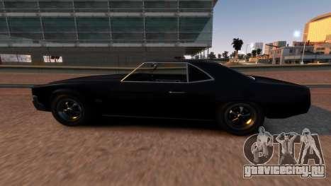 Sabre Vigero Muscle Car для GTA 4 вид слева