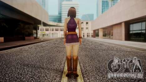 Alice the Rabbit from Bloody Roar для GTA San Andreas третий скриншот