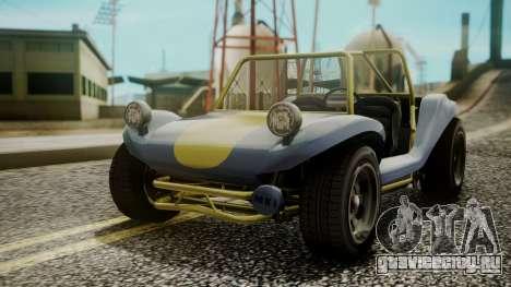 GTA 5 BF Bifta для GTA San Andreas