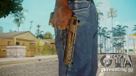Desert Eagle by EmiKiller для GTA San Andreas третий скриншот
