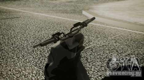 MBK Booster Rocket Tuning для GTA San Andreas вид справа