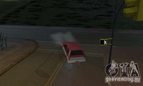 Realistic Lights для GTA San Andreas третий скриншот