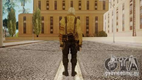 Custom Survivor 2 для GTA San Andreas третий скриншот
