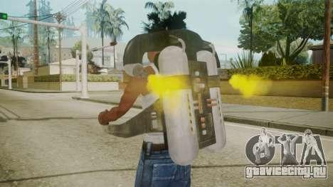 Atmosphere Jetpack v4.3 для GTA San Andreas третий скриншот