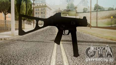 MP5 by catfromnesbox для GTA San Andreas второй скриншот