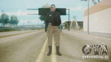 Venom Snake [Jacket] Hand of Jehuty Arm для GTA San Andreas второй скриншот