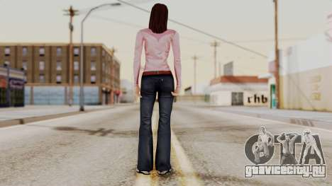 Hfyst CR Style для GTA San Andreas третий скриншот