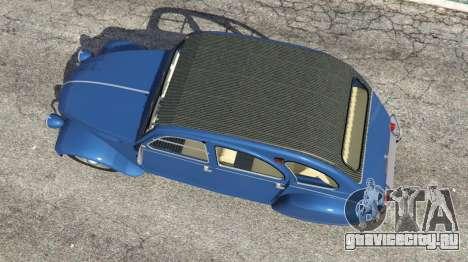 Citroen 2CV v1.1 для GTA 5