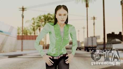 Ofyri CR Style для GTA San Andreas