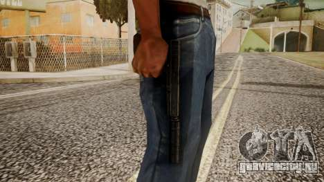 Silenced Pistol by catfromnesbox для GTA San Andreas третий скриншот
