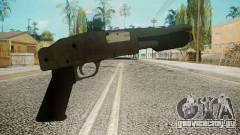 Sawnoff Shotgun by EmiKiller для GTA San Andreas второй скриншот