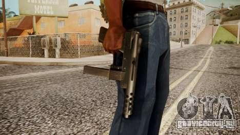 Tec 9 by catfromnesbox для GTA San Andreas третий скриншот