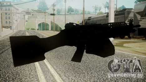 M249 Battlefield 3 для GTA San Andreas третий скриншот