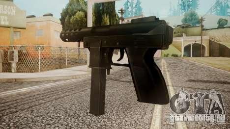 Tec 9 by catfromnesbox для GTA San Andreas второй скриншот