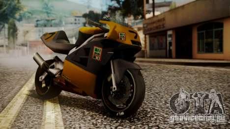 NRG-500 Number 7 Mod для GTA San Andreas