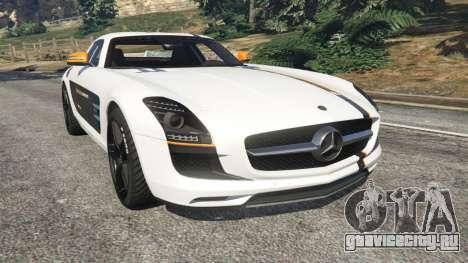 Mercedes-Benz SLS AMG Coupe для GTA 5