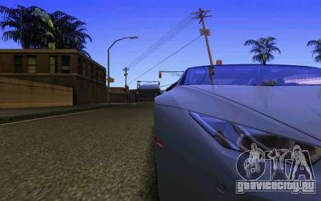 Lamborghini Huracan LP610 VELLANO для GTA San Andreas вид сверху