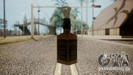 Molotov Cocktail from RE Outbreak Files для GTA San Andreas второй скриншот