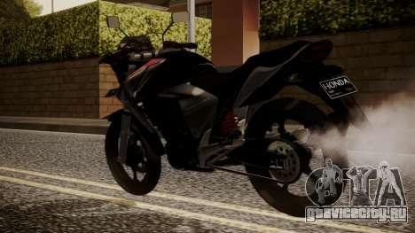 New Mega Pro для GTA San Andreas вид слева