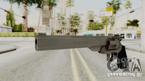 Desert Eagle from RE6 для GTA San Andreas