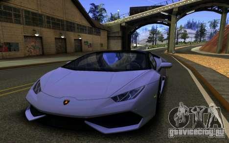Lamborghini Huracan LP610 VELLANO для GTA San Andreas
