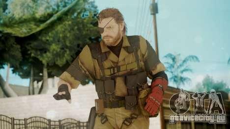 Venom Snake Olive Drab для GTA San Andreas