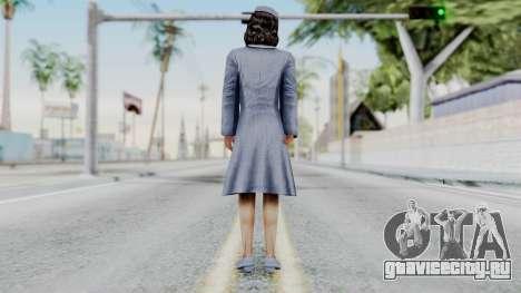 Девушка из The Godfather: The Game для GTA San Andreas третий скриншот