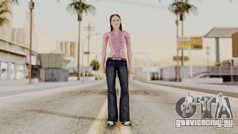 Hfyst CR Style для GTA San Andreas второй скриншот
