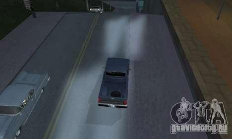 Realistic Lights для GTA San Andreas второй скриншот
