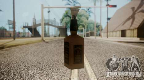 Molotov Cocktail from RE Outbreak Files для GTA San Andreas