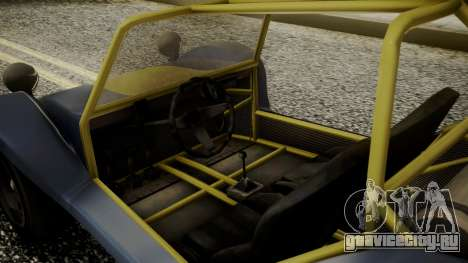 GTA 5 BF Bifta для GTA San Andreas вид справа