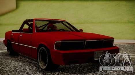 Sentinel Drift для GTA San Andreas