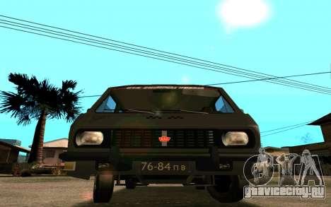 РАФ-2203 для GTA San Andreas вид сбоку