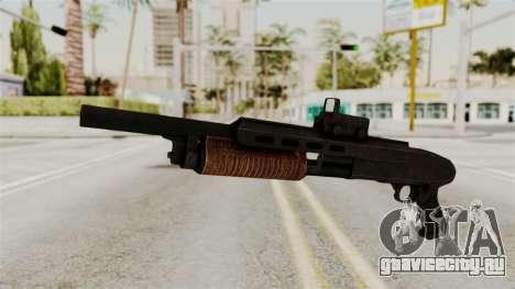 Shotgun from RE6 для GTA San Andreas