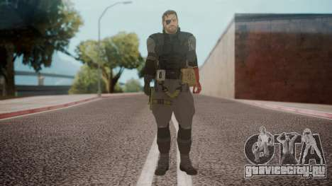 New Venom Snake для GTA San Andreas второй скриншот