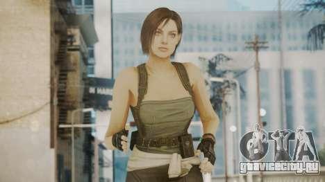 Resident Evil Remake HD - Jill Valentine для GTA San Andreas